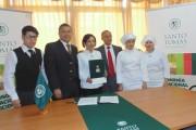 Santo Tomás y Río Hurtado firman convenio de cooperación