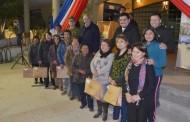 Juntas de vecinos de Monte Patria inauguran sistema de alarmas comunitarias