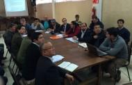 Constituyen Mesa Provincial de Escasez Hídrica