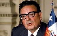 Recuerdo de Allende.