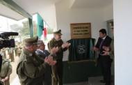 Sub Director de Carabineros preside inauguración de Prefectura Limarí-Choapa en Ovalle