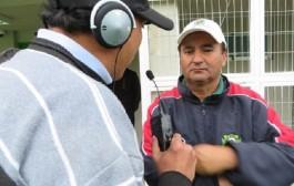 """Ramón Contreras , contento pero """"hay que seguir mejorando""""."""
