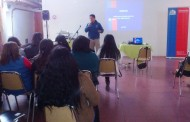 Capacitan a profesionales del Chile Crece Contigo en el Limarí