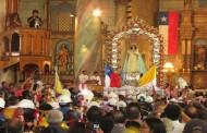 Fieles ovallinos también asistirán a Fiesta Chica en Santuario de Andacollo