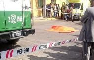 Atropellada por camión municipal fallece anciana