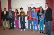 Deportista ovallina va por un cupo para el Sudamericano escolar
