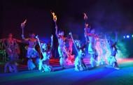 Con noche de folclor nacional e internacional Monte Patria finaliza su mes aniversario