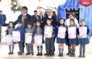 50 años está celebrando la escuela Manuel Espinosa López de Ovalle