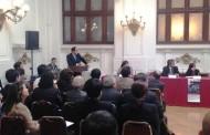 Alcalde de Combarbalá expuso realidad de la sequía  en Congreso Nacional sede Santiago