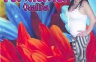 Cantante ovallina graba su quinta producción con Sonido Estrella
