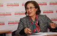 Senadora Muñoz denuncia falta de coordinación e información del MOP