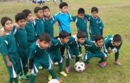 """Dan el puntapié inicial a Escuela de Futbol infantil """"kico"""" Rojas"""