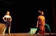 Con obra de teatro invitan a niños ovallinos a cuidar el medio ambiente