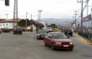 """Colisión en el """"cruce del terror"""" deja dos vehículos dañados"""