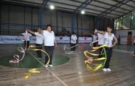 Talleres de mujeres y adultos mayores realizaron su muestra anual en Cendyr de Ovalle