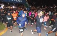 Sin correrse… Este viernes se efectuará la Corrida Nocturna de aniversario de Ovalle