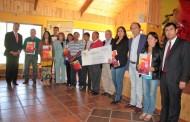 En Monte Patria el Gobierno regional inicia entrega de Fondos Concursables 2014