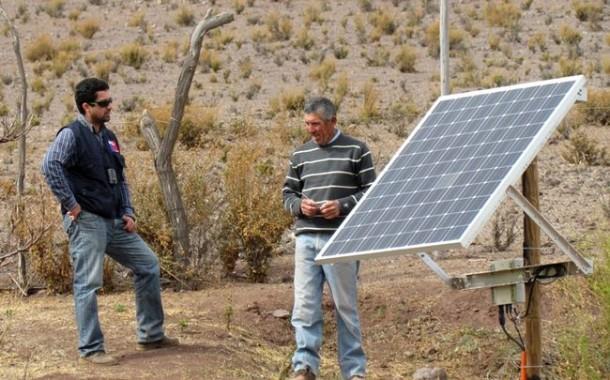 Buscan posicionar  a la región como referente en uso de energía solar en la ruralidad.