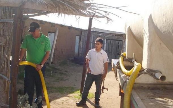 Inauguran estanque que asegura agua potable para familias de Canelilla Alto en Ovalle