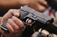 Joven automovilista portaba una pistola cargada