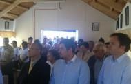 Fieles de Tahuinco ya no tendrán que ir a misa al pueblo vecino