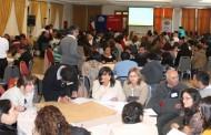 Dirigentes limarinos asistena diálogo ciudadano regional de Senda