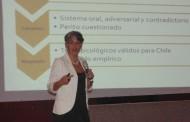 En Ovalle se realizó seminario sobre Criminología y Reinserción Social
