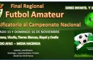 Este fin de semana Ovalle será la capital del futbol regional amateur