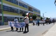 """Matías Walker: """"Demandas de los profesores son legítimas"""""""