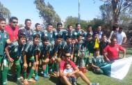 Cargados a la ilusión viajan muchachos de la Sub- 15 de Ovalle a Campeonato Nacional