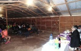 En los Llanos de Limarí hacen la pedida al alcalde: nueva sede para el deportivo