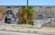 ¿Y el estadio cuándo?... así pregunta  un muro del recinto de la avenida La Chimba