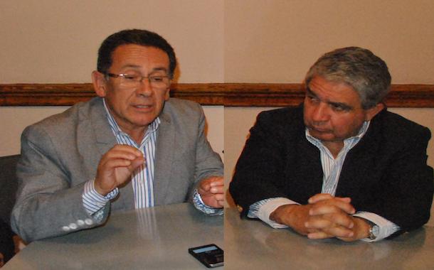 """El """"mini round"""" entre Rentería y Altamirano por el comercio ambulante"""
