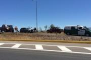 Nuevo accidente se registra en conflictivo cruce