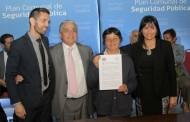 Apuestan fuerte en proyectos de seguridad en tres comunas de la región: $ 3 mil millones