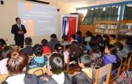 Dueñas de casa de Chañaral Alto aprenden a generar energía renovable