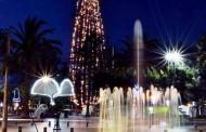 Plaza de Armas quedó más elegante que la yegua del tony para recibir la Navidad