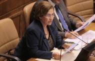Muñoz denuncia operación para vincularla con el narcotráfico