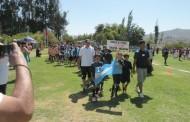 Academia Kico Rojas efectuó sorteo anual en la Plaza de Armas