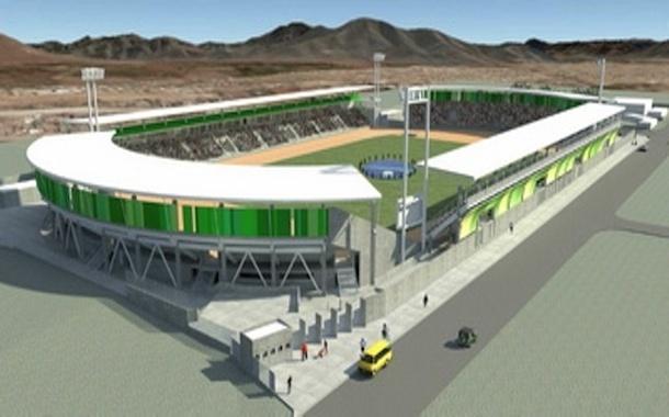 Autoridades regionales reafirman su compromiso por el estadio de Ovalle