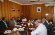 Con reunión en Ovalle Cores afinan proyecto de ley para la descentralización  del país
