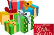 Llaman a cooperar con campaña navideña solidaria