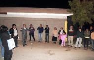Vecinos de junta de vecinos Julio Medalla  hacen sus reuniones  en plena vía pública