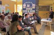 Regantes del canal Villalón piden incorporar sus propuestas en estudio de prefactibilidad