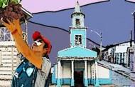 Gigantesco mural en Chañaral Alto muestra la historia del pueblo