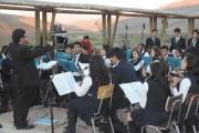 Concierto Sinfónico: Valle del Río Hurtado se llenó de música