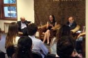 Periodistas ovallinos publican libros en Santiago y Copiapó
