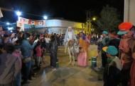 Retablo de Navidad se realiza en la Plaza de Armas manteniendo una tradición de 59 años