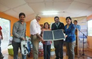 Incentivan a vecinos de Chañaral Alto a practicar una cultura de ahorro energético