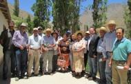 Pequeños regantes de Tulahuén dan a conocer sus demandas